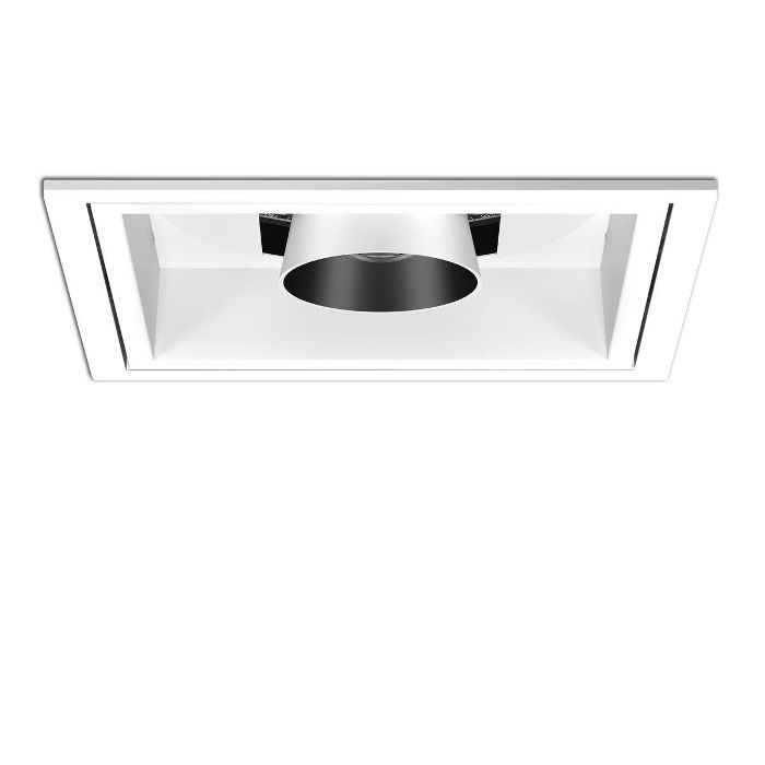 Product image 1: alphabet focus Recessed Luminaire, Recessed Adjustable Spotlight