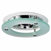 Image du produit 1: LED 150-TE II 1 x 26W Axial faceted + Frosted Glass Ring