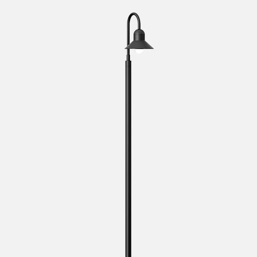 Image du produit 1: Atlantic Sheppards crook post top luminaires