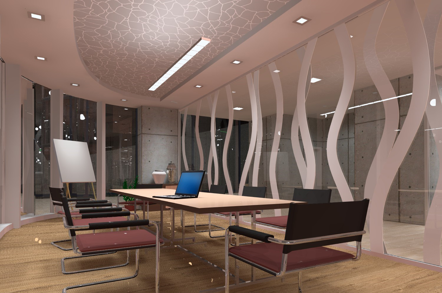 Organic Office Design
